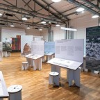 CRITICAL CARE. ARCHITECTURE FOR A BROKEN PLANET <BR> Exhibition at the DAZ Berlin