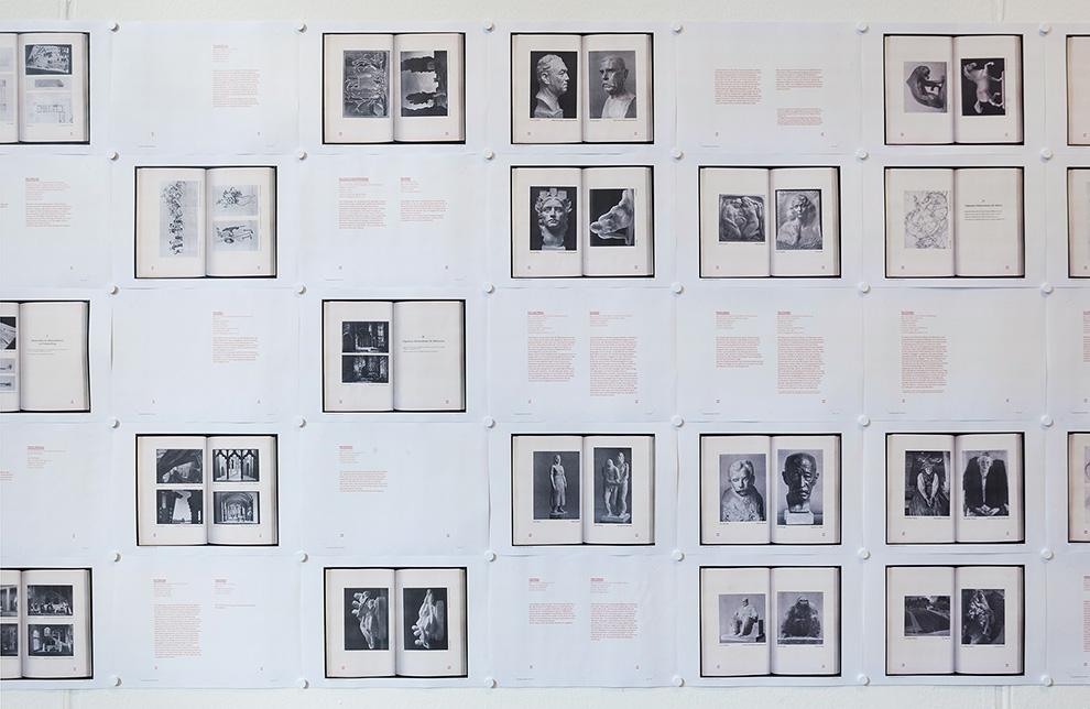 Anna-Artaker,-KOMMENTIERTES-JAHRBUCH-1941,-2016_Foto-Lisa-Rastl_(c)Akademie-der-bildenden-Kuenste-Wien_990